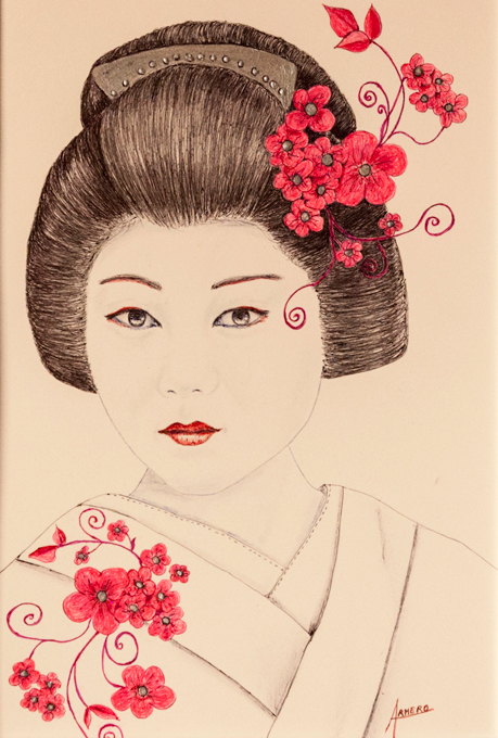 "Geisha Ole ""No disponible"""